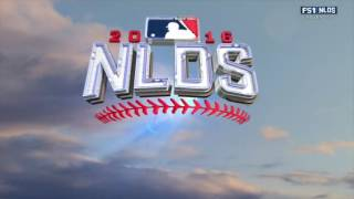October 09, 2016-Los Angeles Dodgers vs. Washington Nationals {NLDS G2}