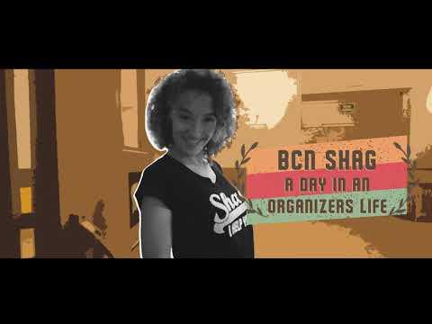 BCN Shag life of an organizer