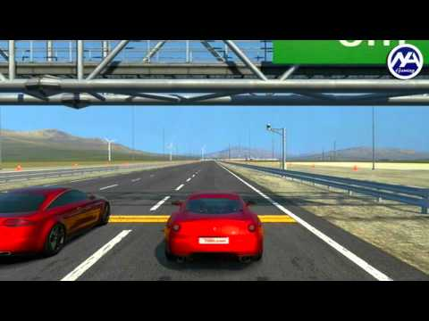 GT5 | Drag Race : Ferrari 599