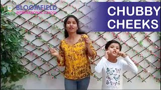 Rhymes Chubby Cheeks,Dimple Chin - Popular Kids Collection Nursery Song