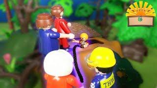 DRAMATISCHE HÖHLEN RETTUNG - Playmobil Kinderfilm deutsch