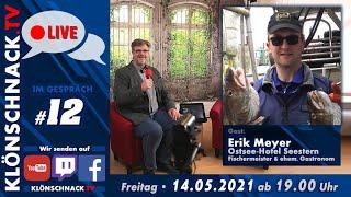 """""""Im Gespräch"""" mit Erik Meyer, Fischermeister & ehem. Gastronom """"Ostsee-Hotel Seestern"""""""