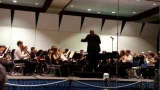 Florida All-State Middle School Band 2013 - Linden Lea