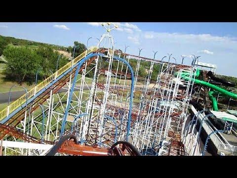 Galaxi Front Seat On-ride HD POV Joyland Amusement Park