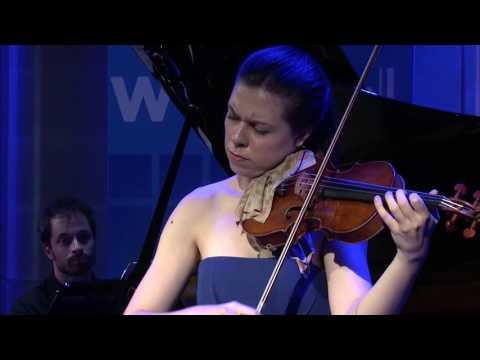 Tessa Lark plays Bartok: Romanian Folk Dances
