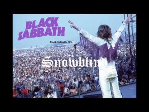 Black Sabbath - Snowblind (live Cal Jam, 1974) *IMPROVED AUDIO*