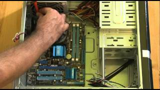 Video tutorial Ensamblaje PC