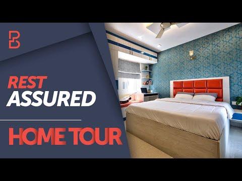 Cozy Home Interior Design | BlueWaters by SJR Primecorp | Bonito Designs