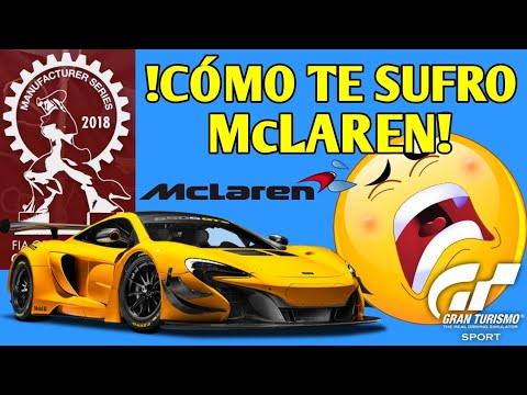 Gran Turismo Sport - Modo Sport | Manufacturer Series - Sufriendo con el McLaren 650s Gr.3 thumbnail