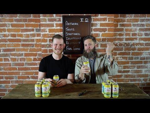 Beer Me Episode 118 - Leinenkugel's Lemon Shandy Review