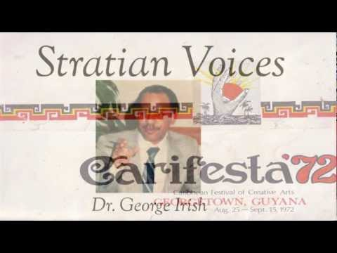 Stratian Voices - Dr. George Irish