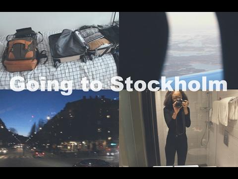 Vlog | Going to Stockholm