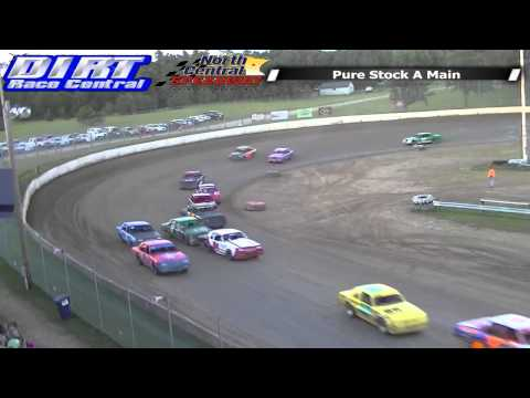 North Central Speedway 7 26 14 Pure Stock Races