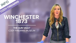 Winchester 1873 Found in Great Basin National Park: The Gun Vault 1 - Cody Firearms Museum