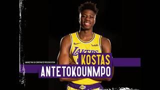 Kostas Antetokounmpo highlights