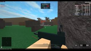 Roblox Killstreak Battlefield