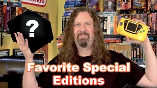 My Favorite SPECIAL EDITION Consoles & Handhelds