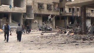 Bombardment in Syria continues despite Russia's