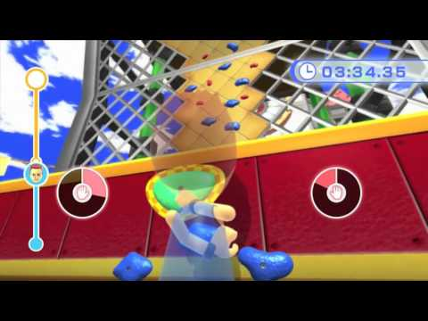 """Wii Fit U - Episode 4  """"Climbing is Preposterous"""""""
