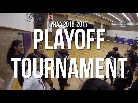 ROAD TO OFSAA (FMM): 2017 YRAA Playoff Tournament
