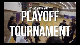 ROAD TO OFSAA (FMM): 2017 YRAA Playoff Tournament