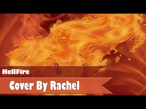[Rachel] Disney's Hellfire from The Hunchback of Notre Dame by Caitlyn Dubé