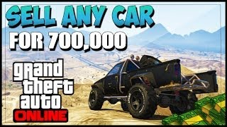 "GTA 5 Online - SOLO ""Change Resale Value"" Glitch ""After Patch 1.13"" 1.13 SOLO Duplication Glitch!"