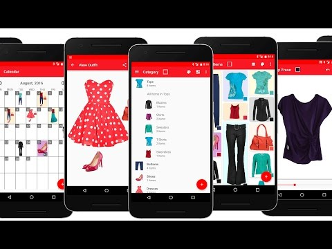 YourCloset - Closet Organizer & Style Planner App for Android - Introduction