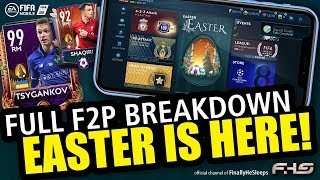 FIFA Mobile - EASTER F2P Guide & Breakdown - Who