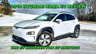 2019 Hyundai Kona EV Review - The EV Built for EV Skeptics