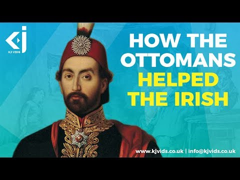 How an Ottoman Sultan Helped Ireland During the Great Famine