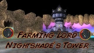 Wizard101: Farming Lord Nightshade's Tower | Halloween Item Drops