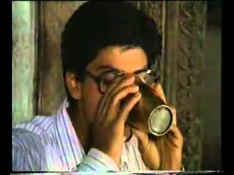 Shahrukh Khan young Ummeed 1989 - acting in early  TV show