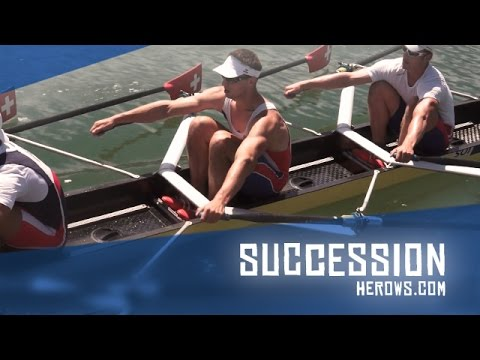 SUCCESSION - HD Rowing movie by HEROWS - Swiss World Champions