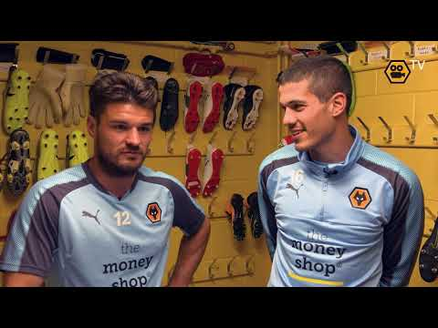 The Question Tankard - Ben Marshall and Conor Coady - Part Two