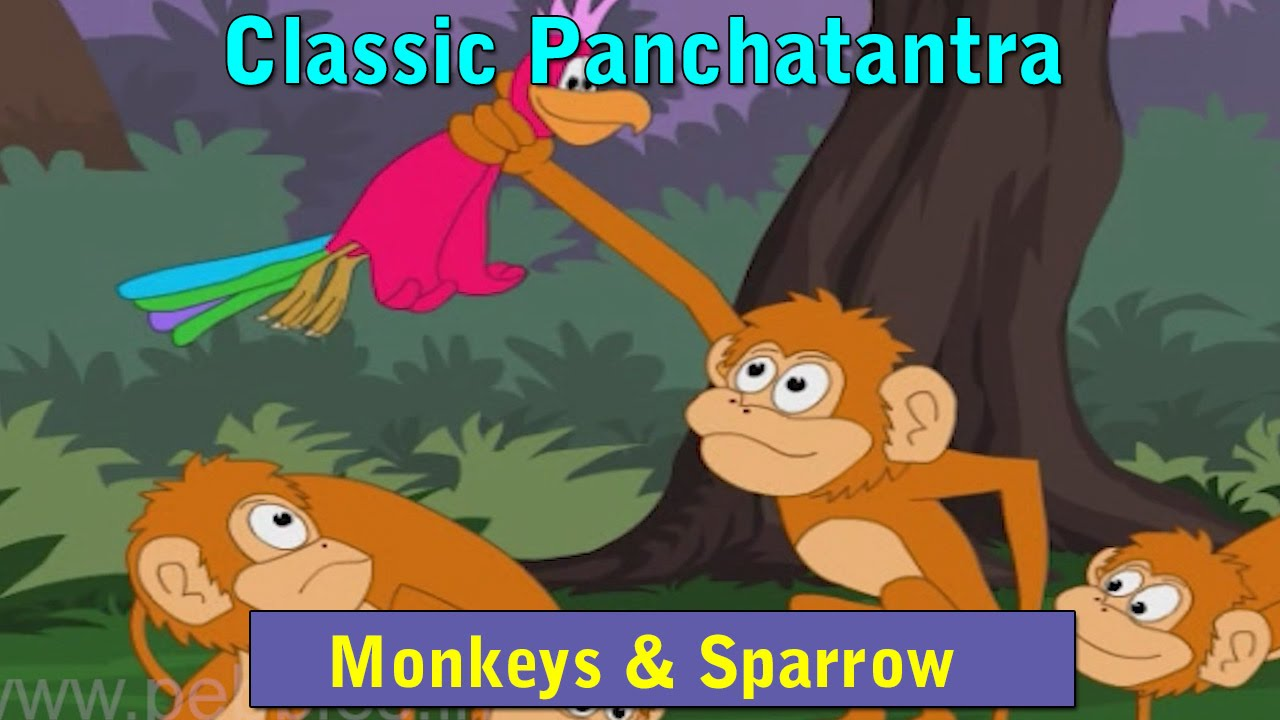 monkey story in hindi