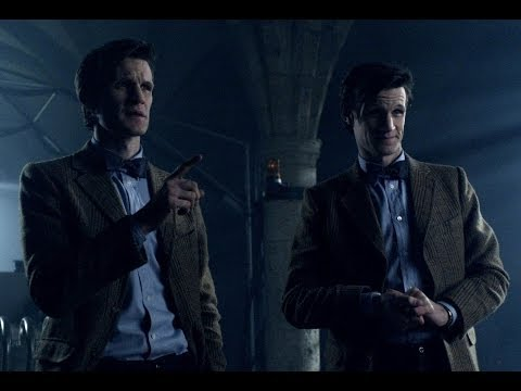 Two Doctors Are Better Than One | The Almost People | Doctor Who | BBC