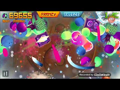 Fruit Ninja Crazy Ghostbuster Game Play