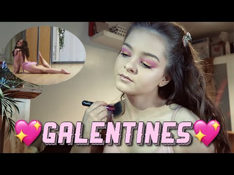 💖Galentines showcase vlog💖  The Pole Dance Diaries