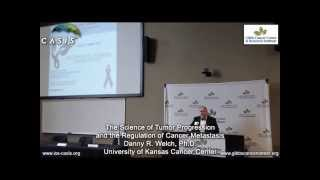 5 - Danny R. Welch, Ph.D. - The Science of Tumor Progression and the Regulation of Cancer Metastasis