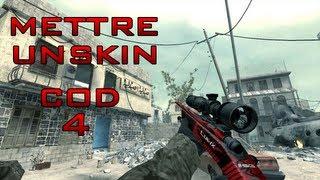 Tuto - Comment mettre un skin arme - Cod4 - PC
