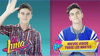 Agustín vs. Gastón | Who is Who? | Soy Luna