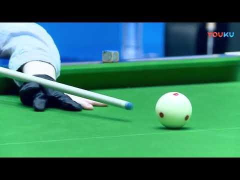 Liu Chuang VS Wang Ye - China Qualifiers - 2018 World Chinese 8 Ball Masters Grand Final