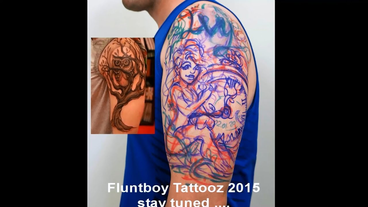 beautiful poison ivy tattoo by fluntboy timelapse tattoo youtube rh youtube com poison ivy tattoo studio poison ivy tattoo meaning