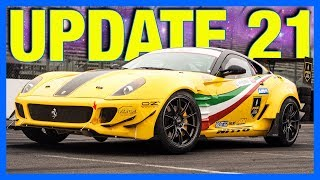 Forza Horizon 4 : 6 New Cars, Formula Drift, New Feature & More!! (FH4 Update 21)