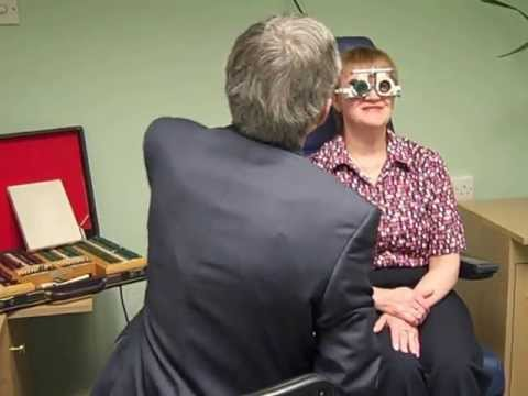 P&A Morgan Optometrists - Eye Examination