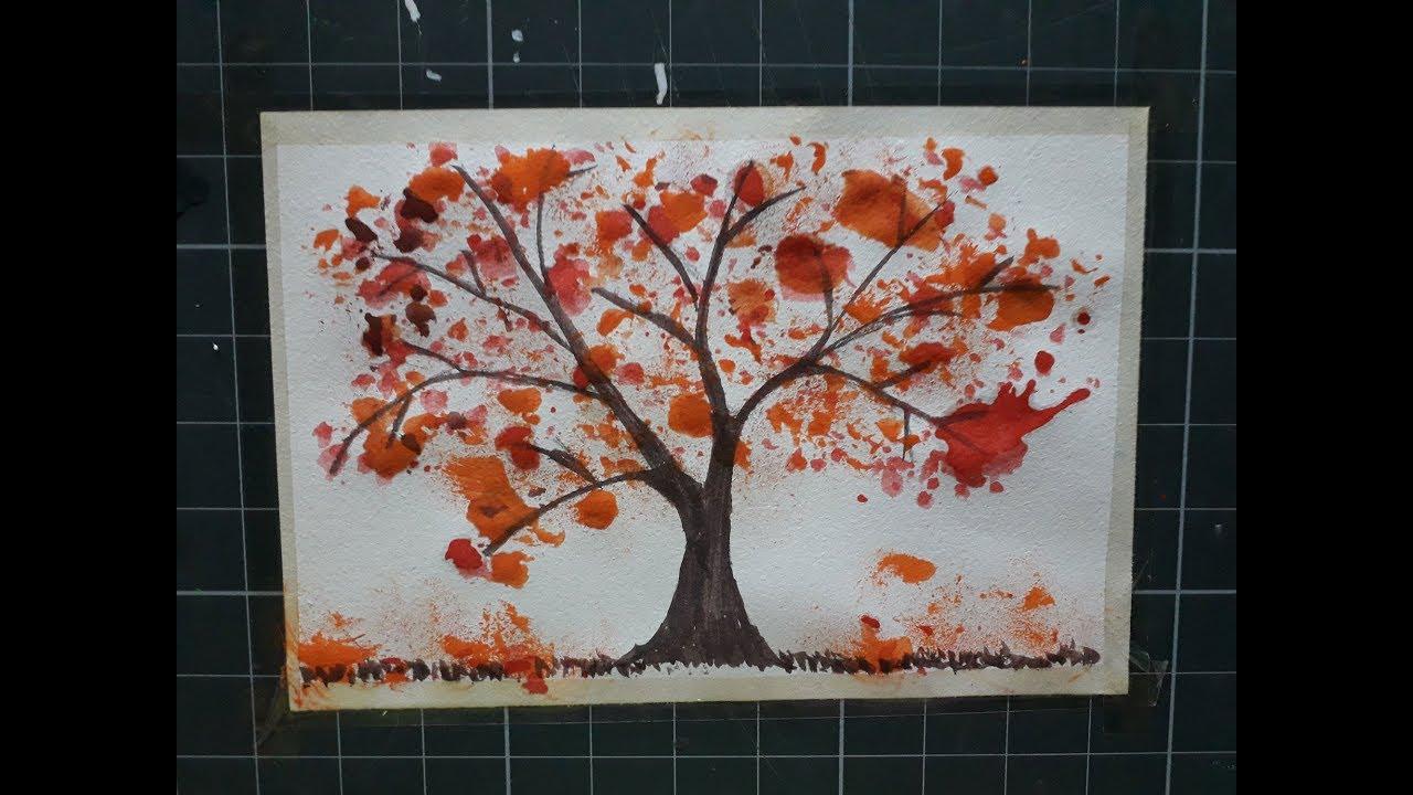 Vẽ cây bằng túi bóng | SuSi Tv