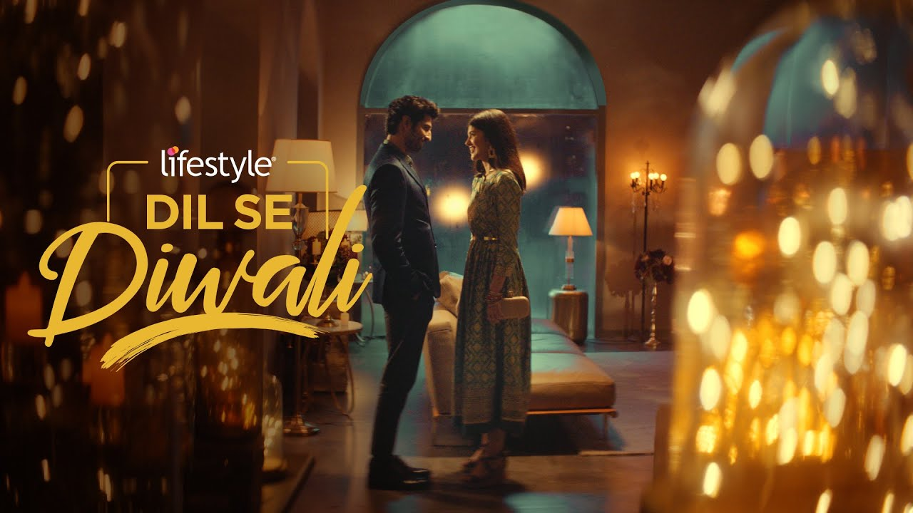 Image result for Lifestyle celebrates the festive season with 'Dil Se Diwali' campaign