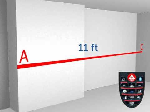Disto Bluetooth Transfer Tutorial w Floor Estimate Pro