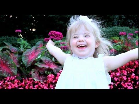 Down Syndrome Awareness  Sarah Grace's Story